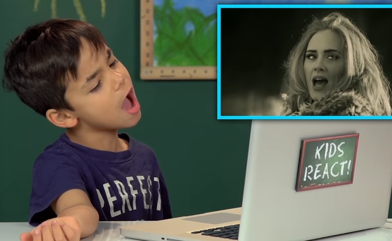 These kids have some constructive criticism for Adele (yes, THAT Adele)
