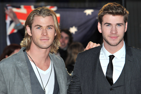 Chris Hemsworth just gave Liam and Miley his blessing, because he's a great big brother