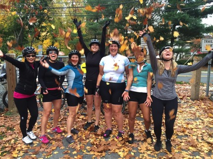 How the women's cycling scene changed the way I see the city