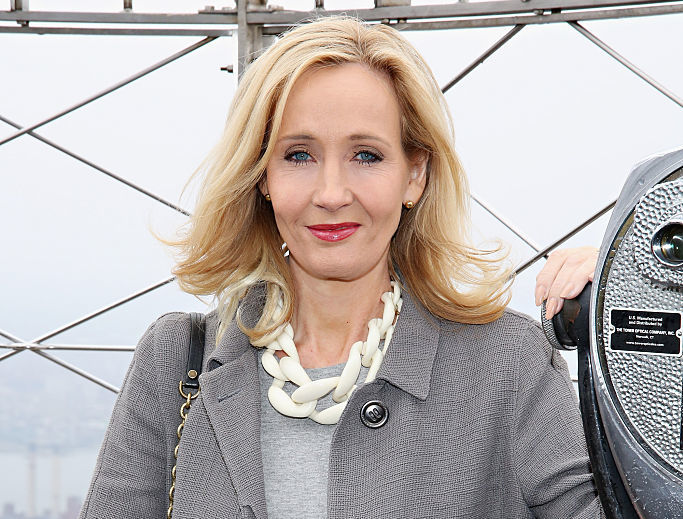 J.K. Rowling is set to receive a prestigious award for fighting prejudice