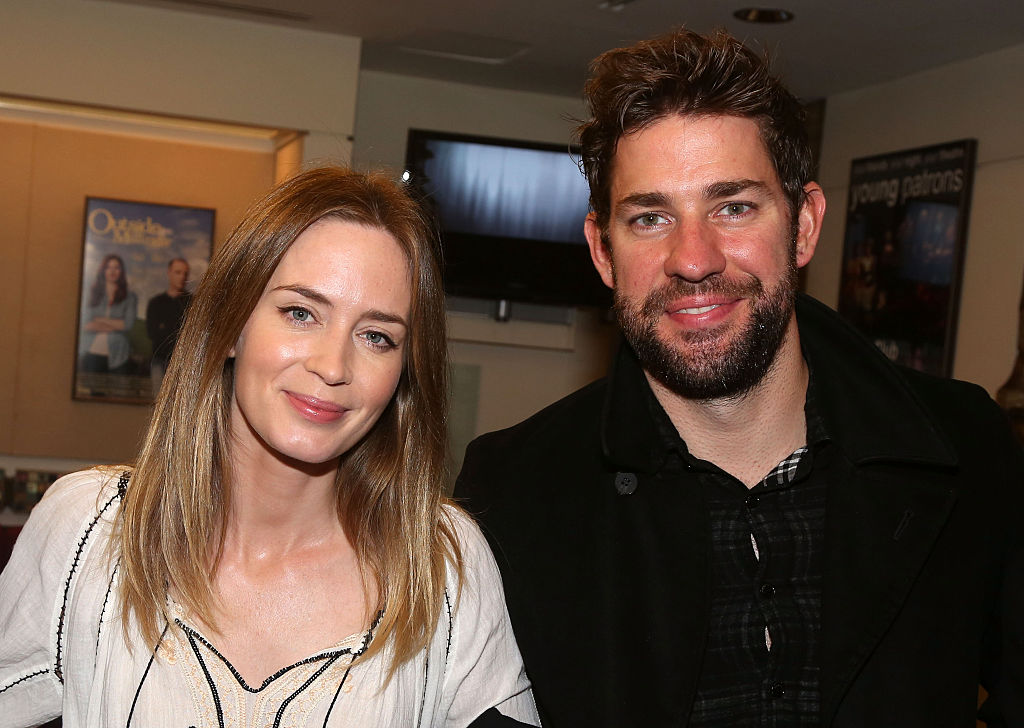 Emily Blunt and John Krasinski are having another baby, and we couldn't be more psyched!