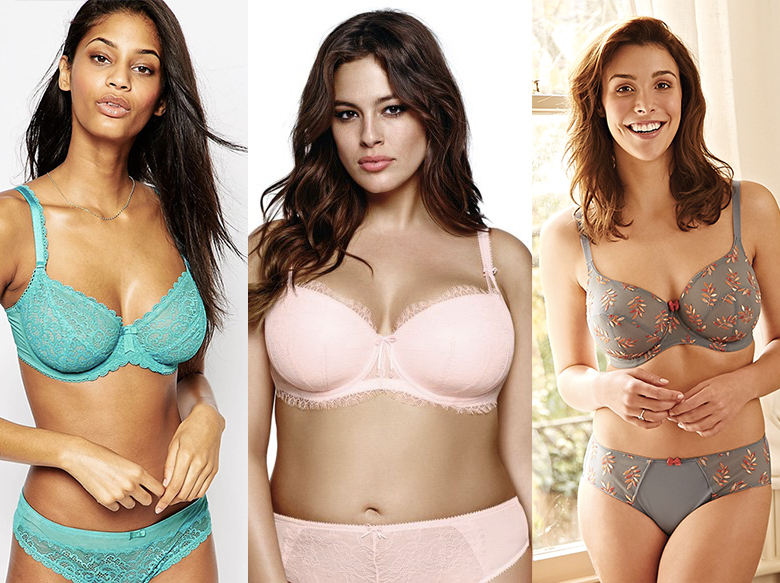 19 Cute And Supportive Bras For Busty Women