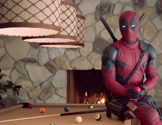 Deadpool is raising awareness about cancer in the most Deadpool kind of way