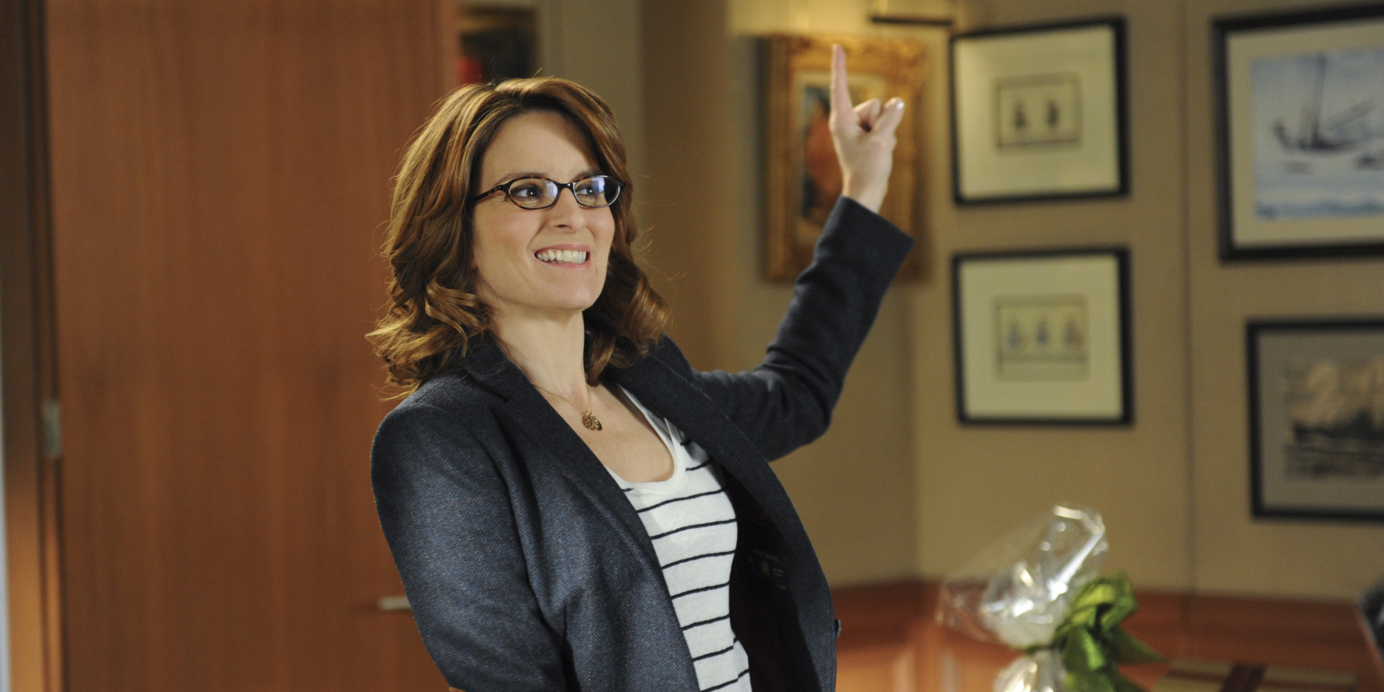 Tina Fey's beautiful mind is bringing a brand new show to network TV