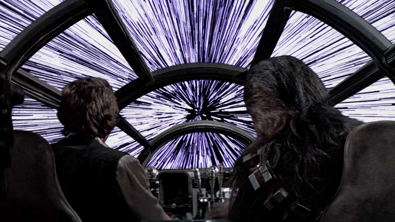 "Today in why not: ""Star Wars"" might film in space"