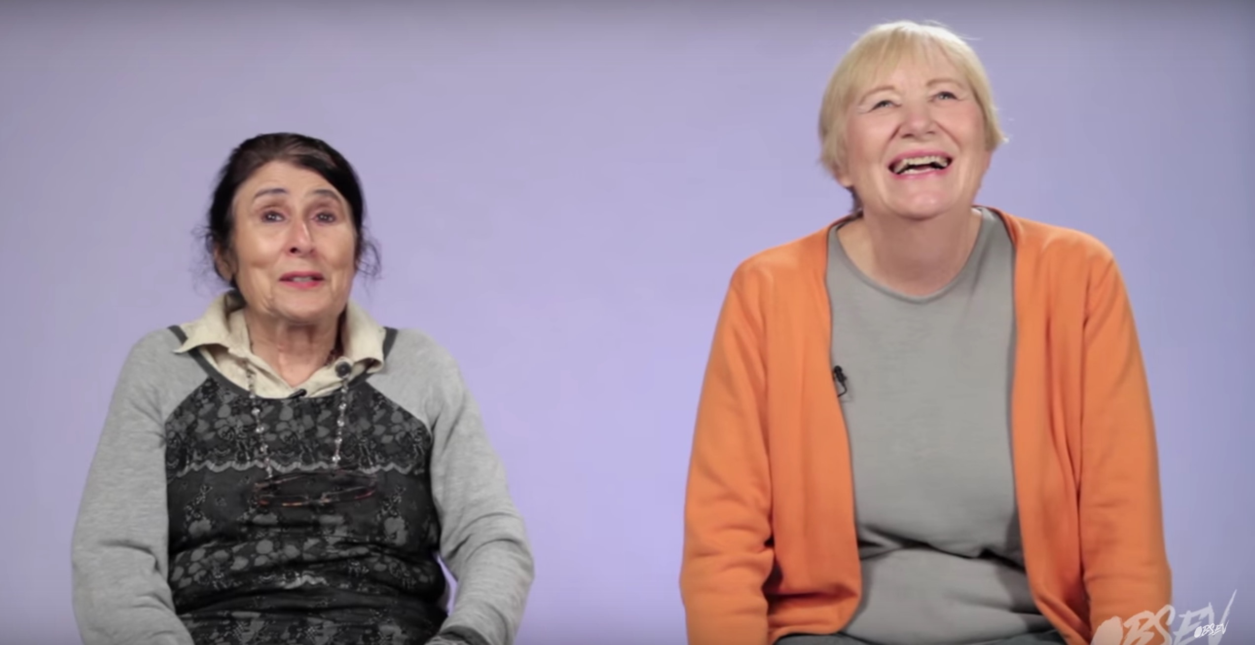 These grandmas just can't even with Millennial slang