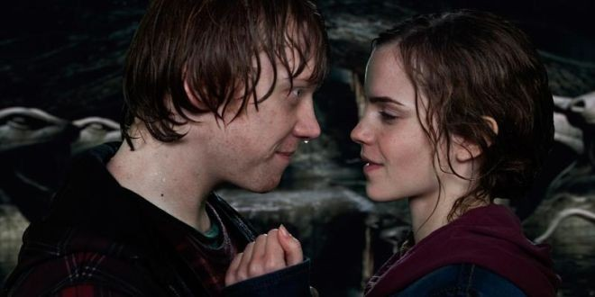 "Rupert Grint barely remembers kissing Emma Watson in ""Harry Potter"""