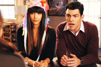 "Everything I need to know, I learned from Cece and Schmidt on ""New Girl"""