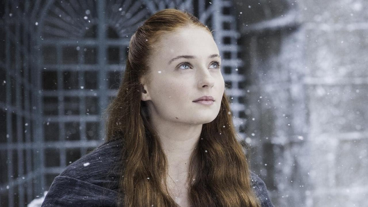 "According to Sophie Turner, this is going to be the best season yet for Sansa on ""Game of Thrones"""