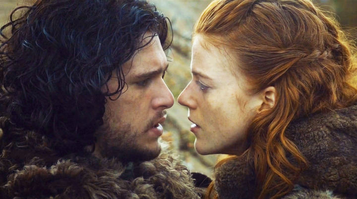 "4 reasons Kit Harington and Rose Leslie would make the perfect ""GoT"" couple"