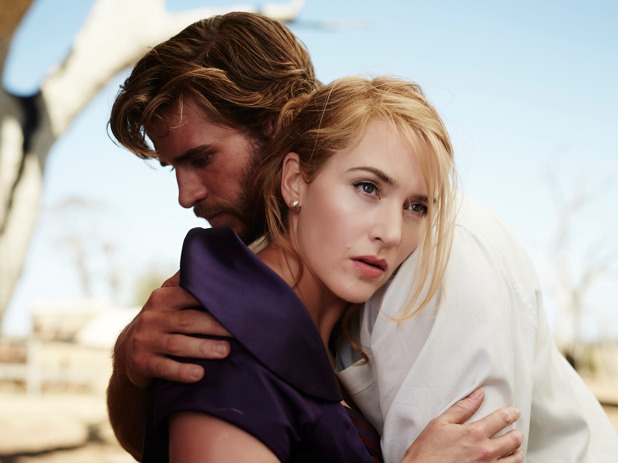 Kate Winslet has an adorably personal stake in Miley and Liam's romantic future