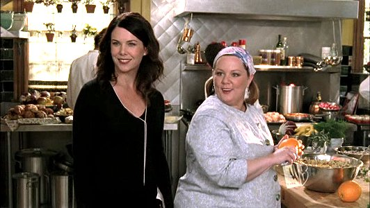 "There's good news and bad news about Melissa McCarthy returning to ""Gilmore Girls"""