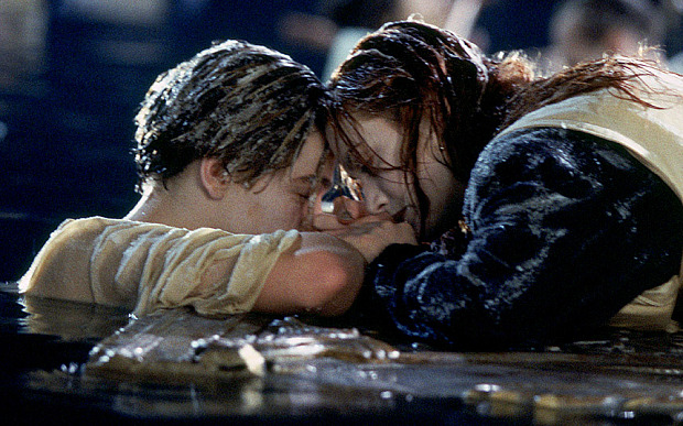 "Kate Winslet also thinks Rose totally hogged that door in ""Titanic"""