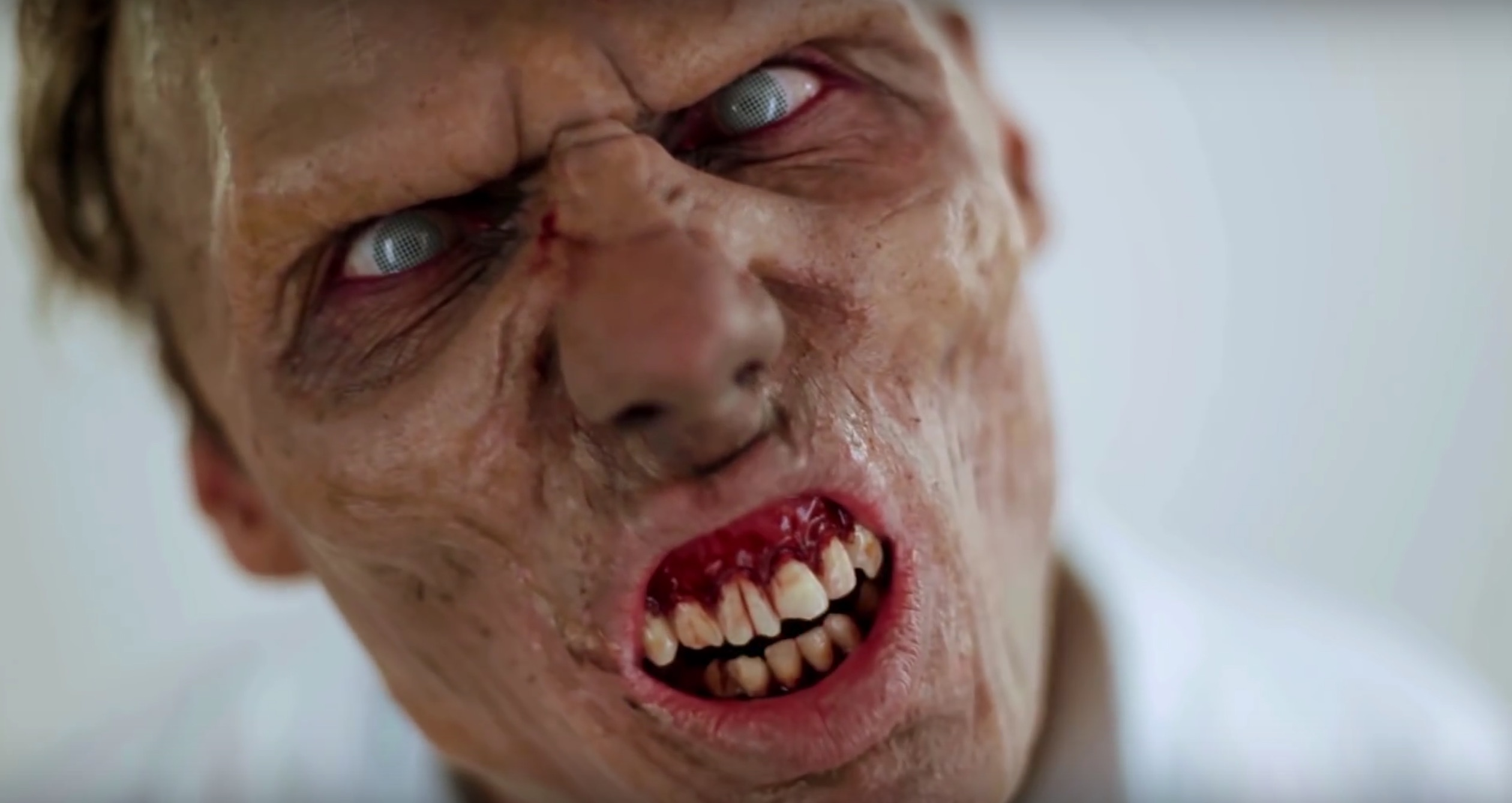 100 years of zombie evolution is equal parts terrifying and brilliant