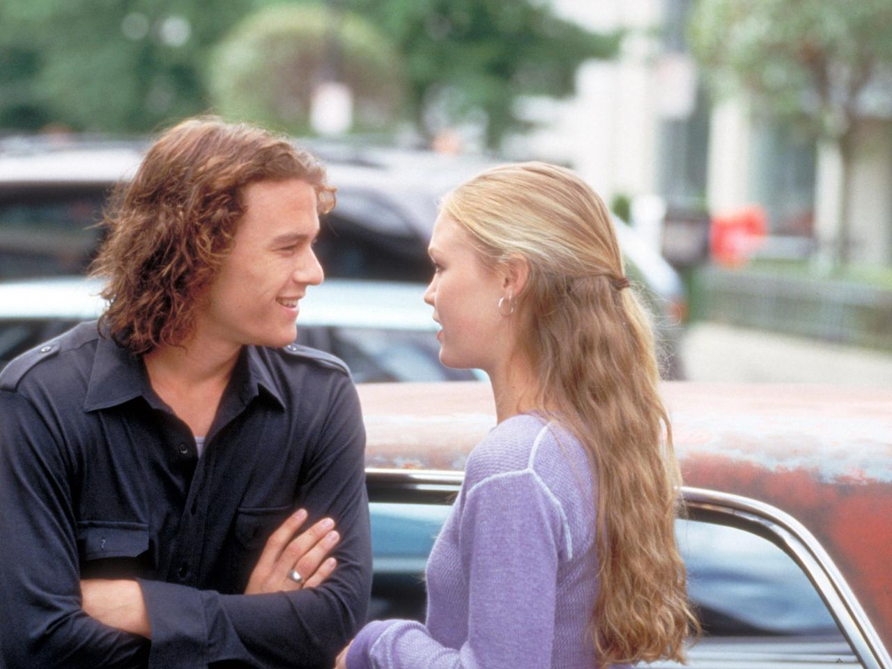 "Ten Things I Hate About You Film Stills: Relationship Goals I Learned From ""10 Things I Hate About You"""