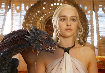 "Emilia Clarke says that Season 6 of ""Game of Thrones"" will be insane"