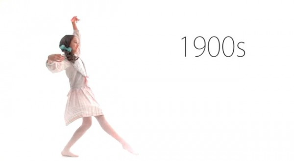 100 years of girls' fashion will take you back to your childhood in a big way