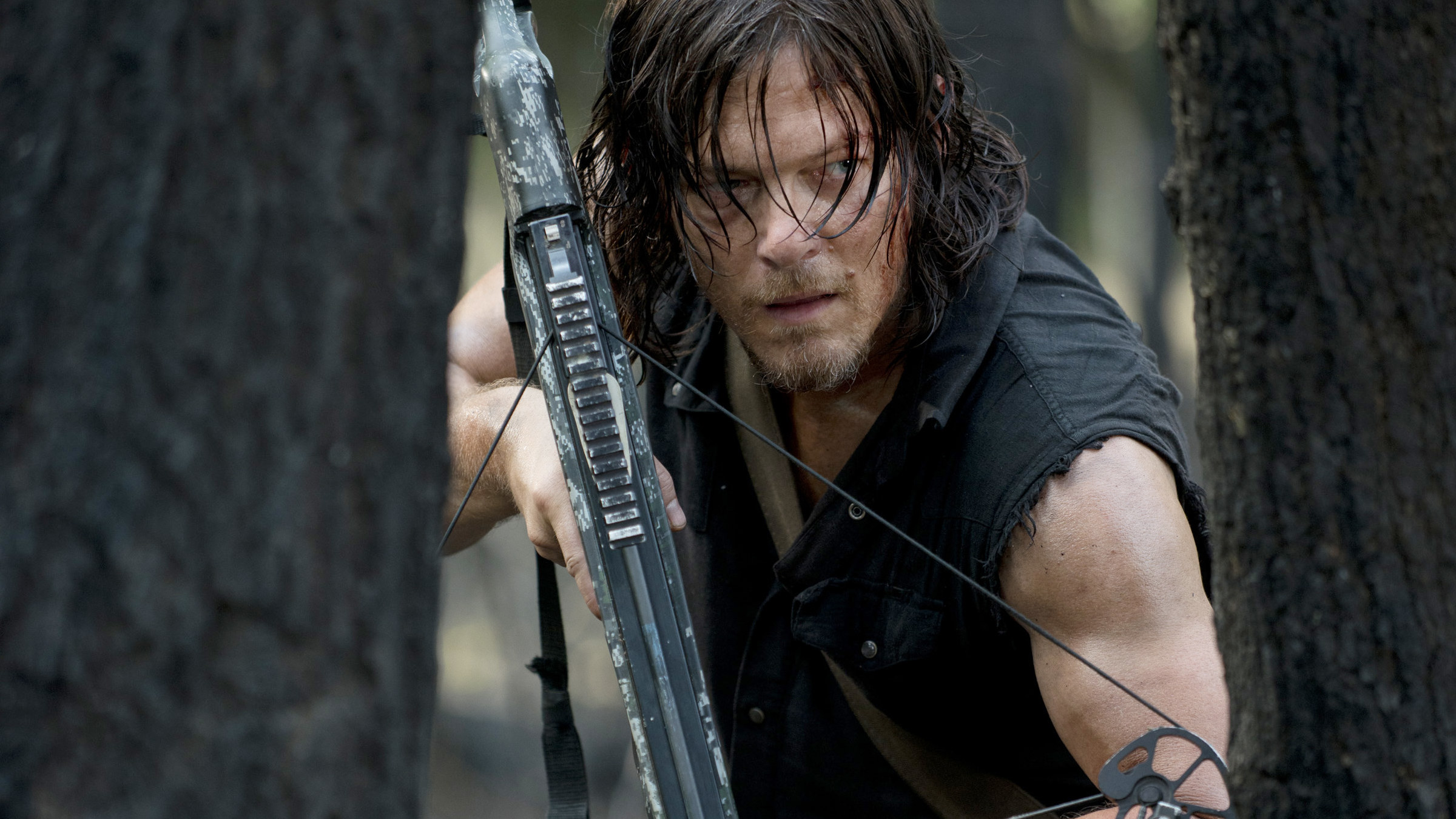 "Things are NOT looking good for our fave ""The Walking Dead"" characters this season"
