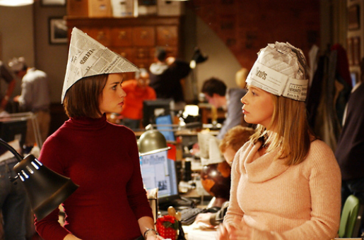 "How did we miss that Paris is *also* returning to ""Gilmore Girls""?"