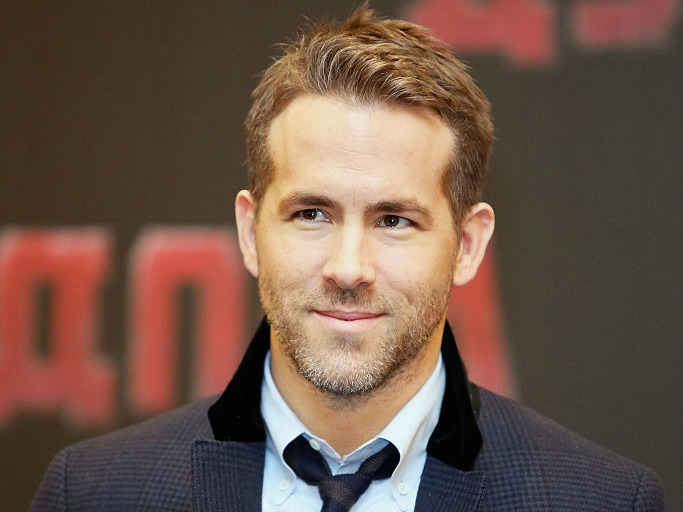 "Ryan Reynolds has a beautiful response after a host says his daughter's name is ""unusual"""