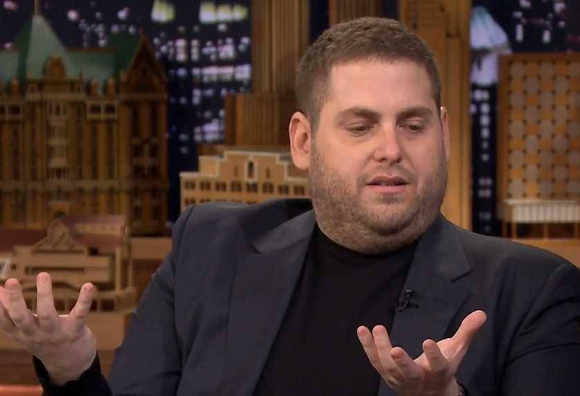 Jonah Hill feels all the feelings with Jimmy Fallon, makes us laugh forever