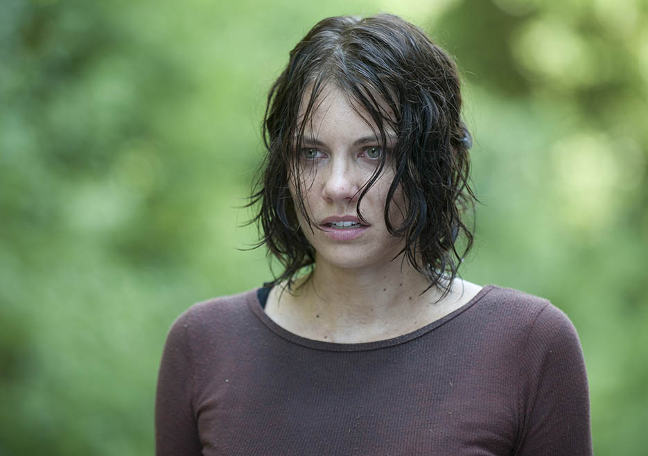 "The girl's guide to surviving the zombie apocalypse, as learned from ""The Walking Dead"""