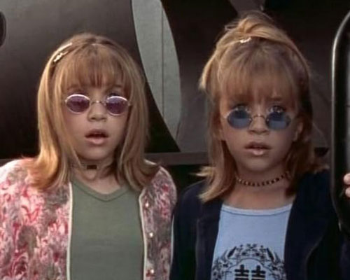 All of the good lessons, and some of the bad ones that Mary-Kate & Ashley movies taught you