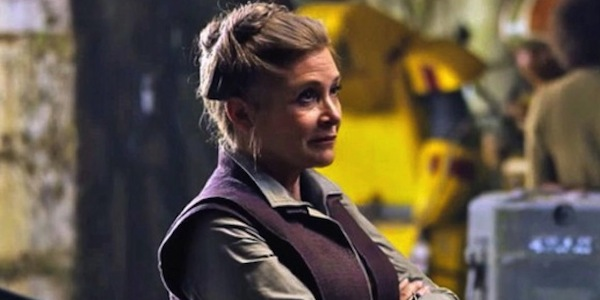 "The new ""Star Wars"" novel tells us how Princess Leia became General Leia"
