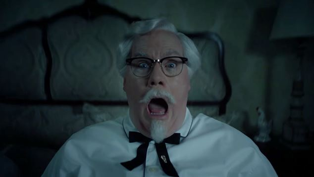 Jim Gaffigan is officially KFC's new Colonel Sanders