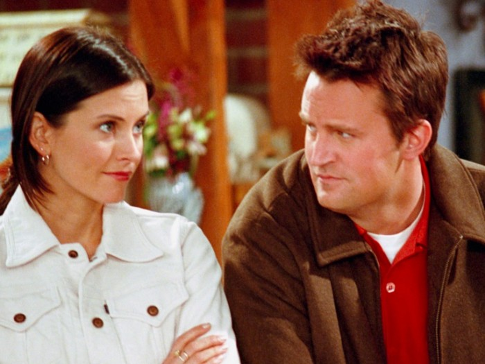 Friends when did monica and chandler start hookup