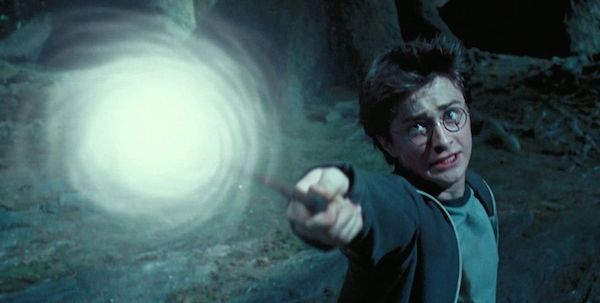 "Get your patronus ready because this is the world's favorite ""Harry Potter"" spell"
