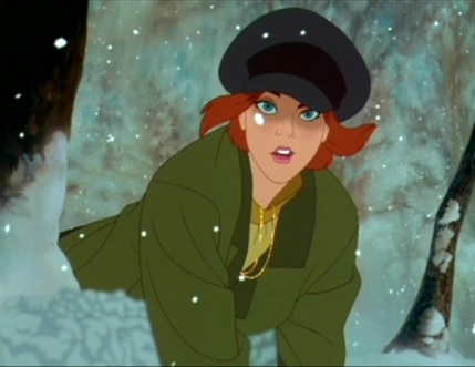 Why we're crushing hard on Anastasia