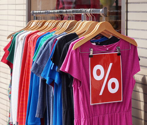 Are clothes on sale a total lie?