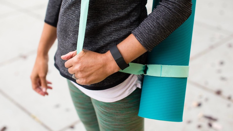 This woman has Fitbit to thank for letting her know she was pregnant