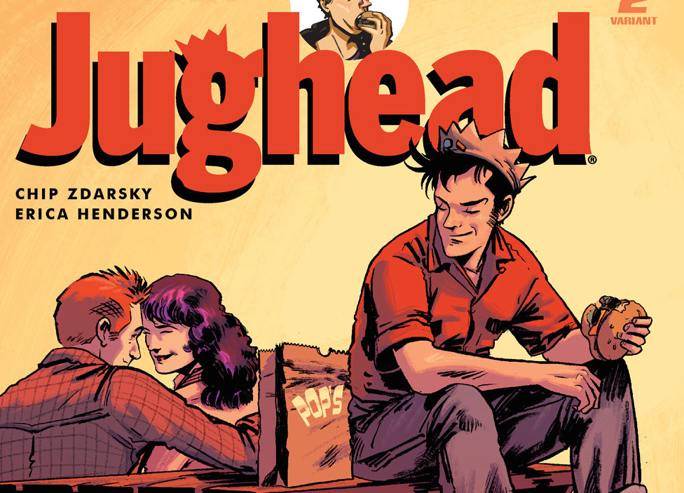 Archie Comics just revealed that Jughead is asexual