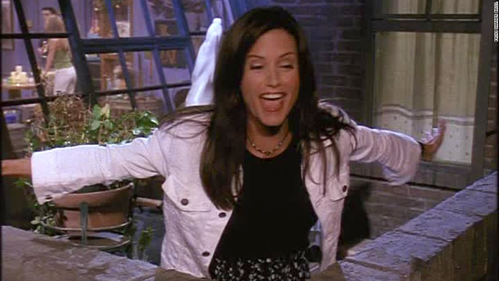 "Monica from ""Friends"" is ALSO getting a new show"