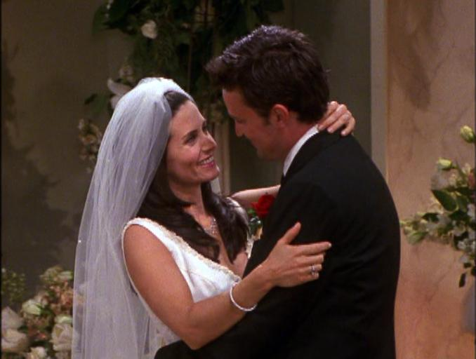 All the ups and downs of being the first of your friends to get married