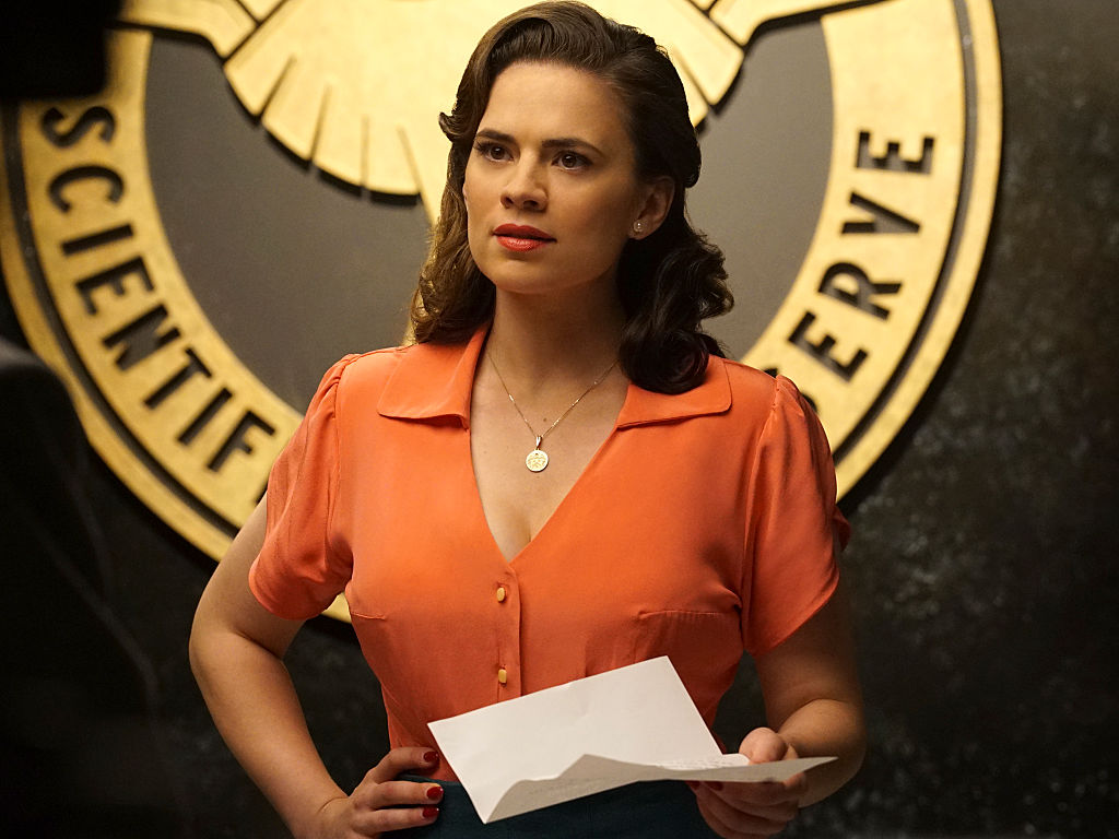 "Hayley Atwell just got cast as the lead in a new pilot — so what's happening to ""Agent Carter""?"