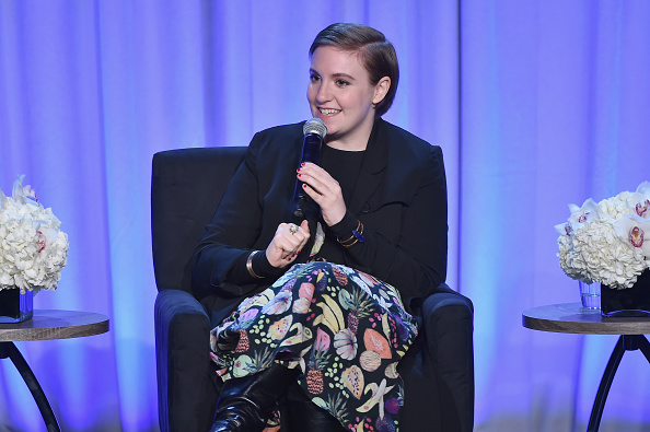 Lena Dunham has some great advice for her early-20s self