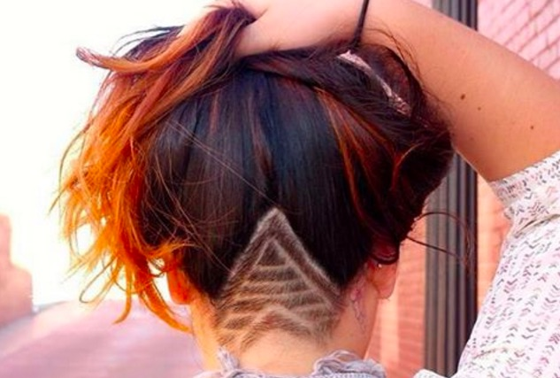 We 39 re dazzled by these hidden hair tattoos for Hair tattoo cost