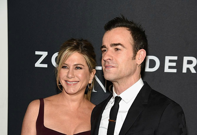 Jennifer Aniston and Justin Theroux's Valentine's Day plans are perfection