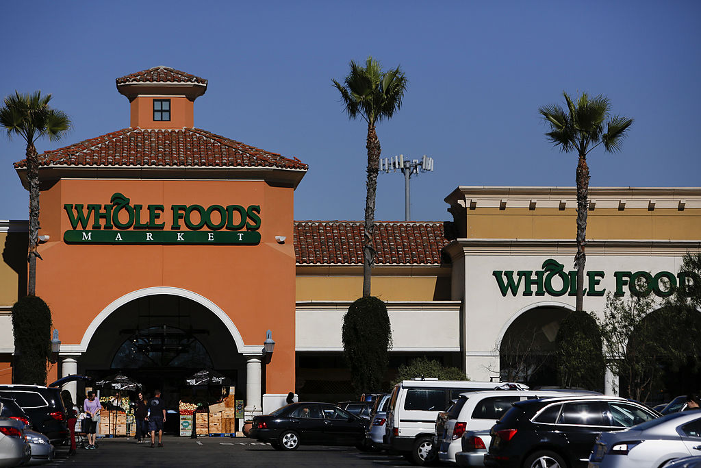 You might be able to get tattooed at Whole Foods in the future