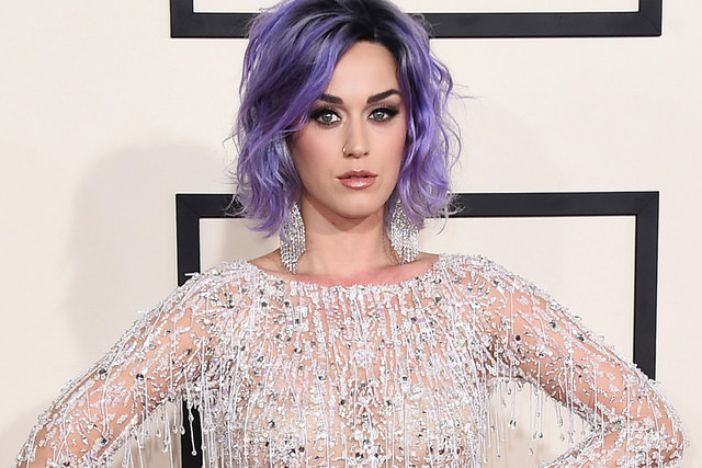 Katy Perry's Grammy plans are what we all want to do on a Monday night