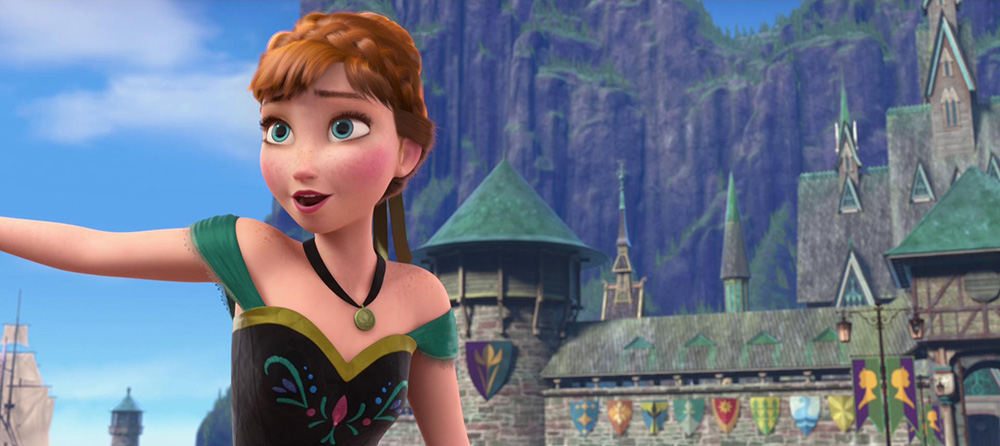 These Disney princesses singing in their original languages are oh so enchanting
