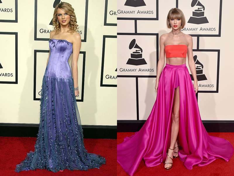 Here's what tonight's biggest Grammy stars wore to their first ever Grammy Awards