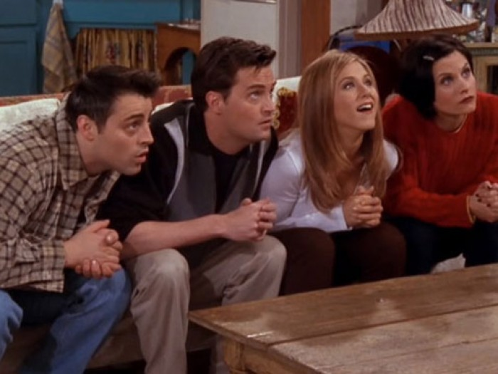 "How this ""Friends"" star found out she was the only one who had to audition"