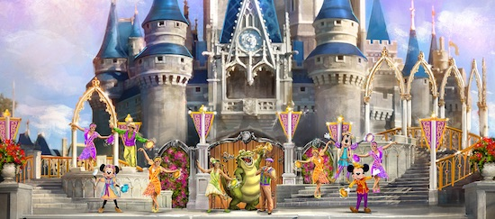 Grab some pixie dust, there's going to be a new stage show at Magic Kingdom this summer
