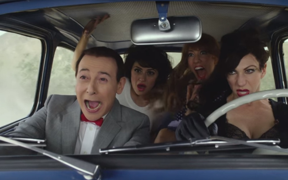 "The trailer for ""Pee-Wee's Big Holiday"" is here"