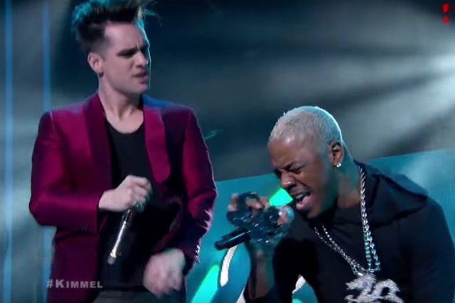 "We never knew how much we needed Sisqo and Panic! At the Disco to perform ""The Thong Song"" together"