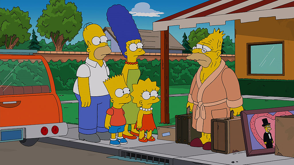"""The Simpsons"" is making history with its first ever partially live episode"